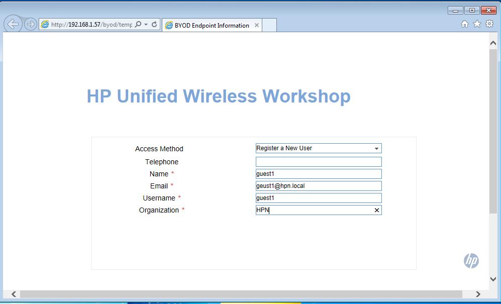 BYOD: Part 3 – IMC UAM Configuration