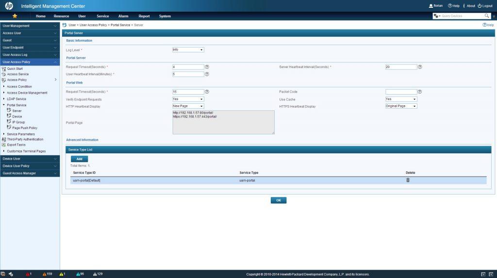UAM-portal-add-Service