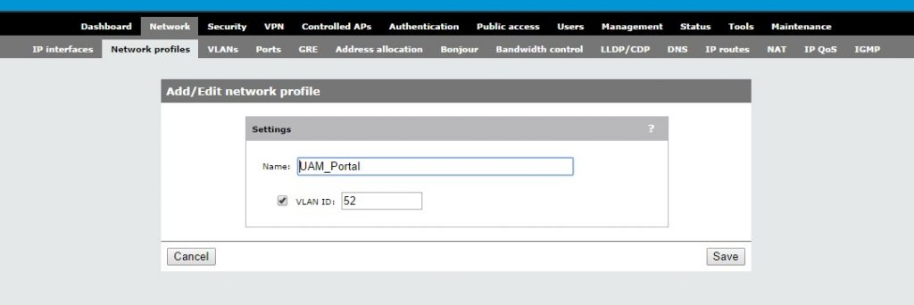 How To: MSM with UAM Captive Portal