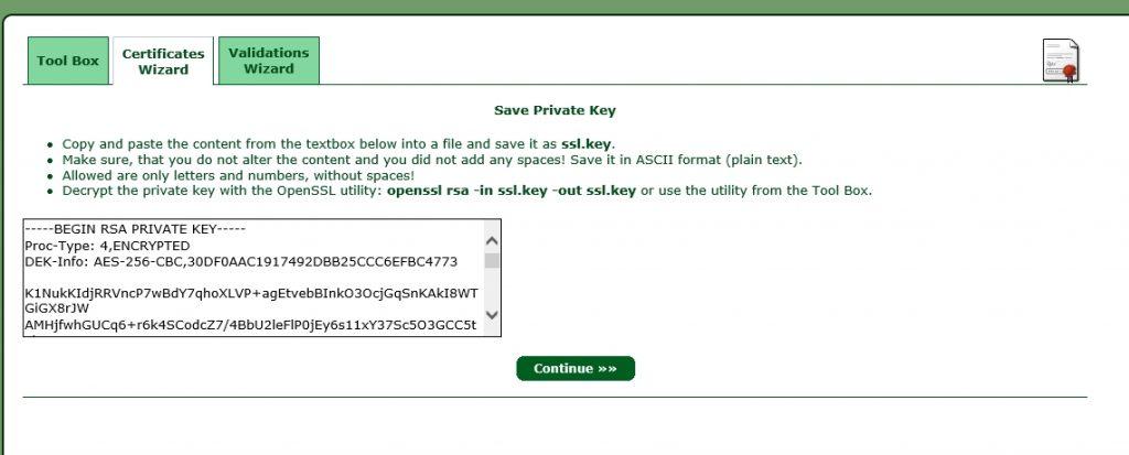 StartSSL-Create-Certificate-Key-output
