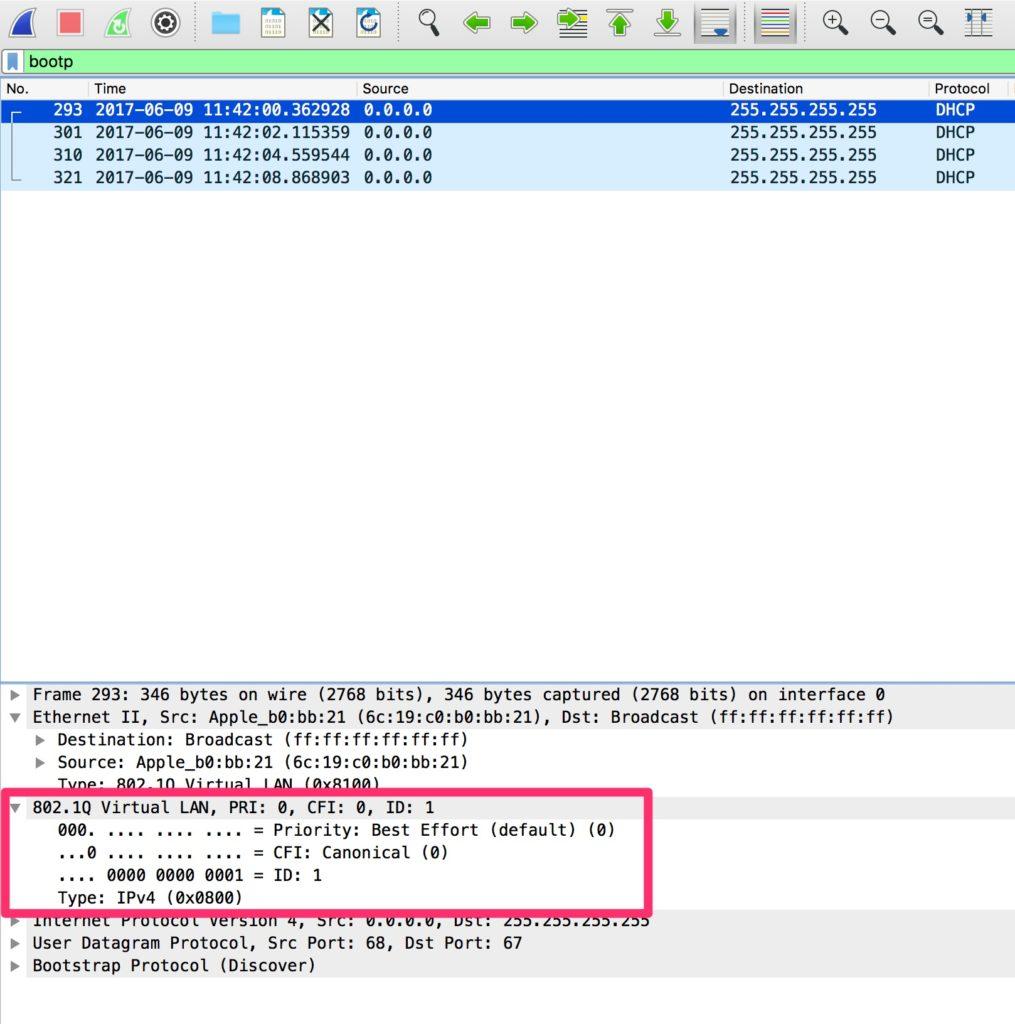 Change the Management VLAN - DHCP on VLAN 1